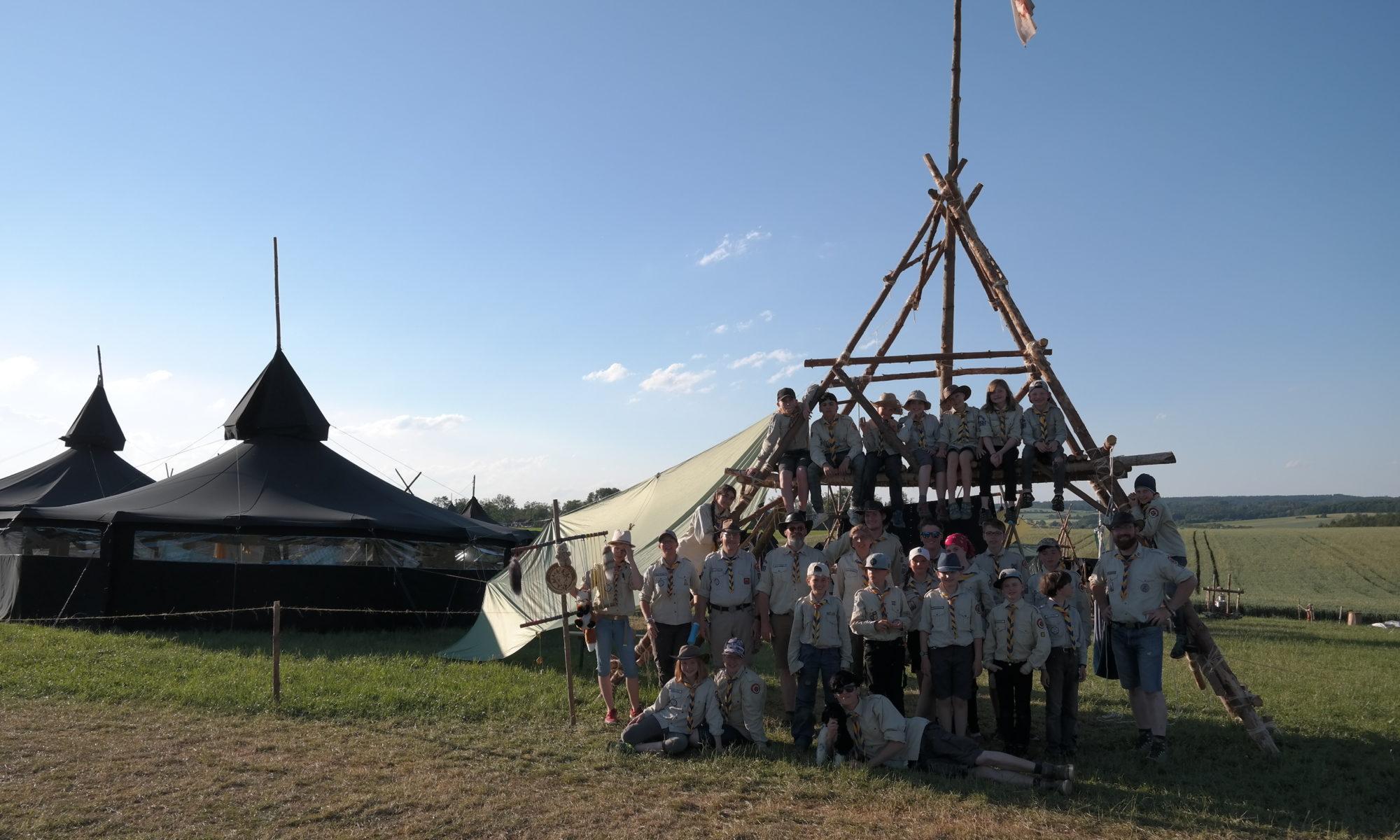 Royal Rangers  Stamm 521  Nürnberg 6